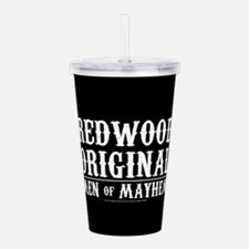 SOA Men of Mayhem Acrylic Double-wall Tumbler