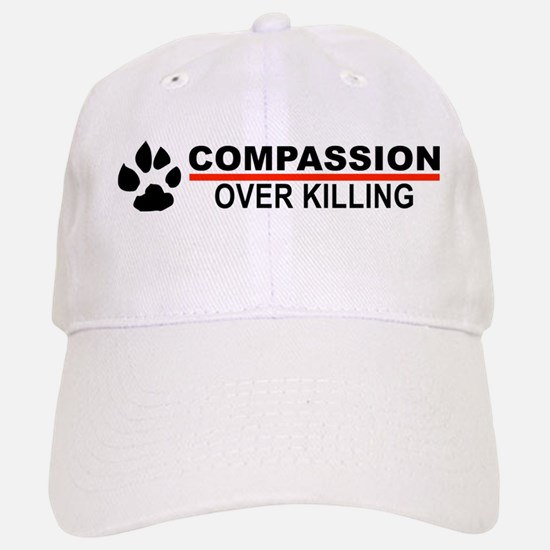 Compassion Over Killing Baseball Baseball Baseball Cap