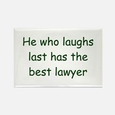 Lawyer Rectangle Magnet (10 pack)