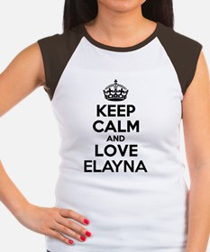 Funny Keep calm love melrose place Tee
