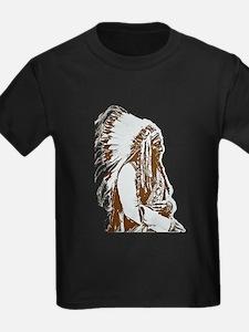 Native American Chief T