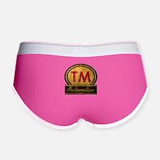 SOA TM Automotive Women's Boy Brief