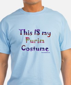 This IS My Purim Costume T-Shirt