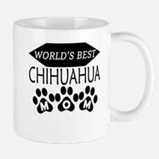 World's Best Chihuahua Mom Mugs