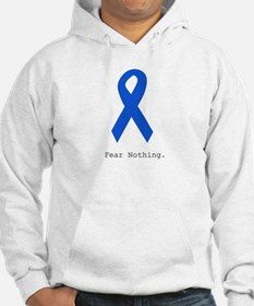 Blue: Fear Nothing Jumper Hoody