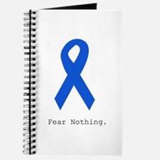 Blue: Fear Nothing Journal