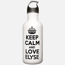 Funny Elyse Water Bottle