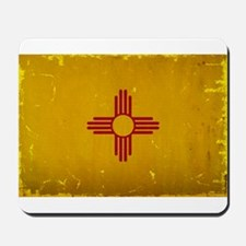 New Mexico State Flag VINTAGE Mousepad