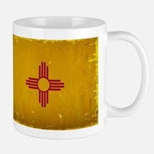 New Mexico State Flag VINTAGE Mug
