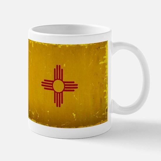 New Mexico State Flag VINTAGE Mug