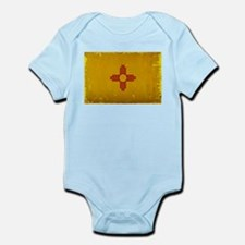 New Mexico State Flag VINTAGE Infant Bodysuit