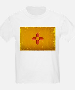 New Mexico State Flag VINTAGE T-Shirt