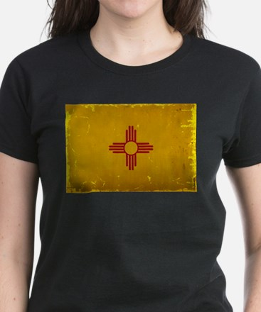 New Mexico State Flag VINTAGE Tee