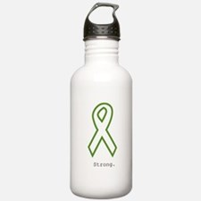 Green: Strong Water Bottle