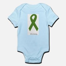 Green Ribbon: Strong Body Suit