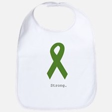 Green Ribbon: Strong Bib