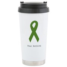 Green: Fear Nothing Travel Mug