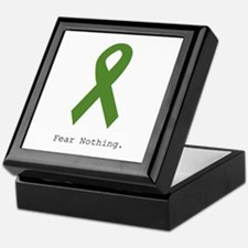 Green: Fear Nothing Keepsake Box