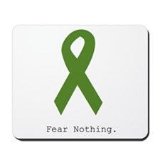 Green: Fear Nothing Mousepad