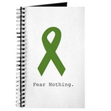 Green: Fear Nothing Journal
