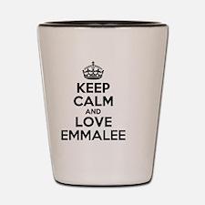 Unique Emmalee Shot Glass