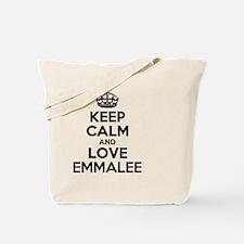 Cute Emmalee Tote Bag