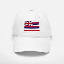 Hawaii Flag Island Baseball Baseball Baseball Cap