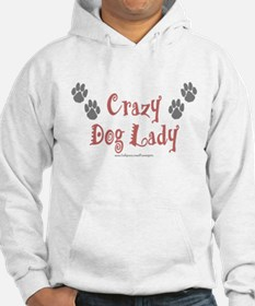 Crazy Dog Lady Jumper Hoody
