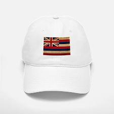 Hawaii Flag VINTAGE Baseball Baseball Baseball Cap