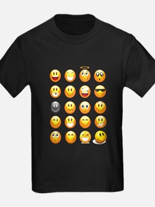 smiley emojis T-Shirt