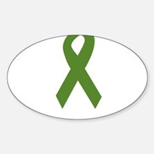 Green Ribbon: Strong Decal