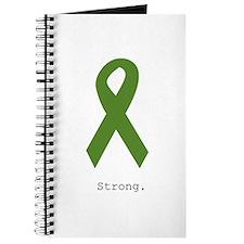 Green Ribbon: Strong Journal