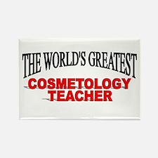 """The World's Greatest Cosmetology Teacher"" Rectang"