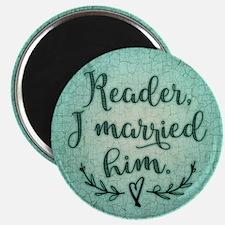 Reader I Married Him Magnets