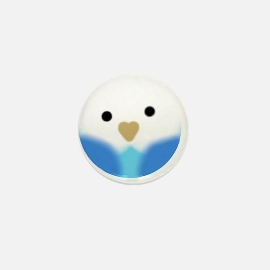 Cute Parakeet lover Mini Button