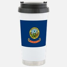 Idaho State Flag Travel Mug