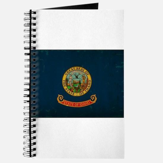 Idaho State Flag VINTAGE Journal