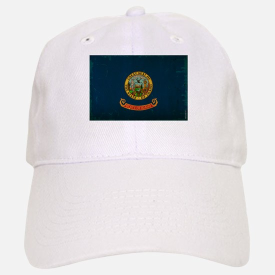 Idaho State Flag VINTAGE Baseball Baseball Baseball Cap