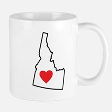 I Love Idaho Mug