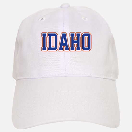 Idaho Jersey Blue Baseball Baseball Cap