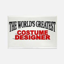 The World's Greatest Costume Designer Magnets