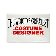 """The World's Greatest Costume Designer"" Rectangle"