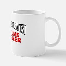 """The World's Greatest Costume Designer"" Mug"
