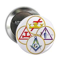 Masonic York Rite Circles Button