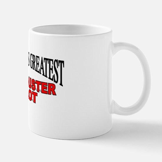 """The World's Greatest Crop Duster Pilot"" Mug"