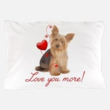 Cute St valentines day Pillow Case