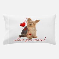 Unique St valentines day idea Pillow Case