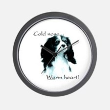 CKCS Warm Heart Wall Clock