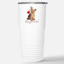 Cute St valentine Travel Mug