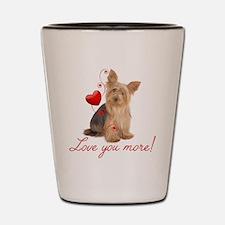 Cute St valentine%27s day Shot Glass